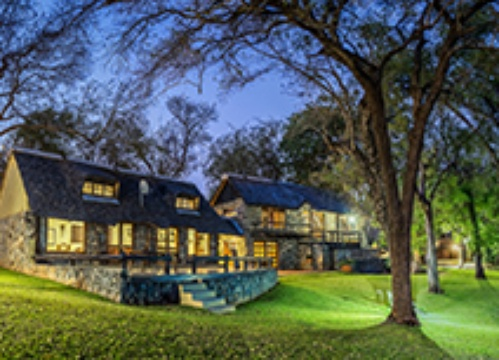 luxury safari accommodation Kruger Park