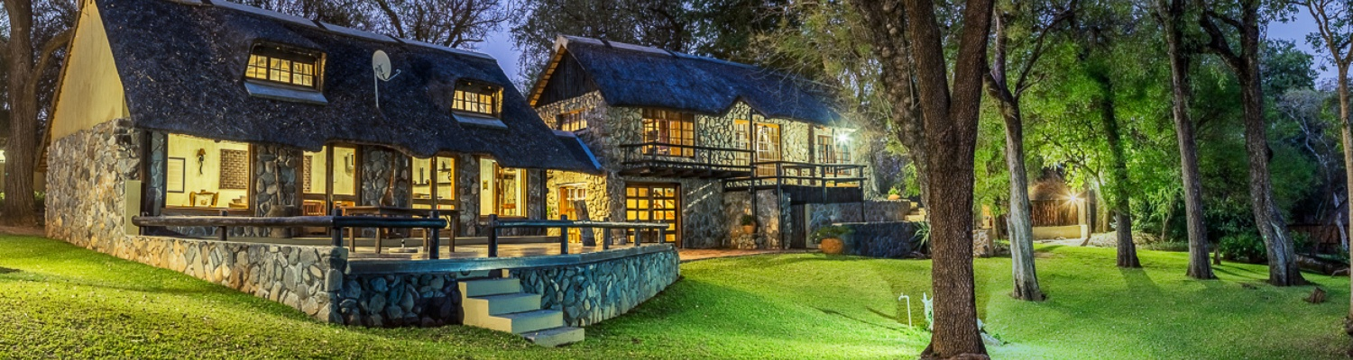luxury safari accommodation in greater kruger park