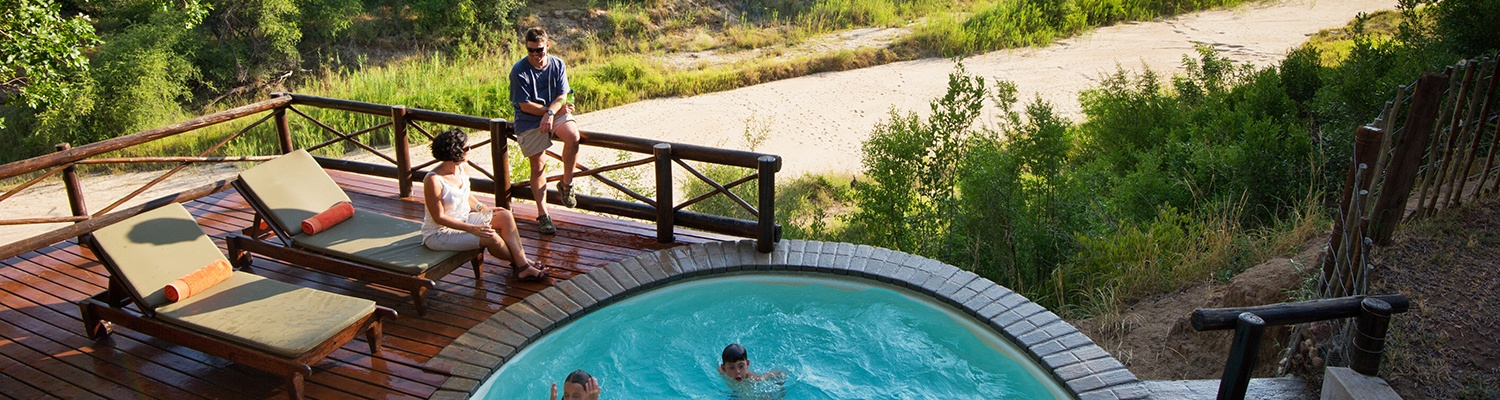 family safari packages near kruger park