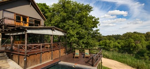 Luxury self-catering on a Big 5 reserve