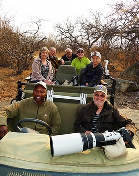 Personalised Safari Wildlife Experience Kruger Park Family Holiday