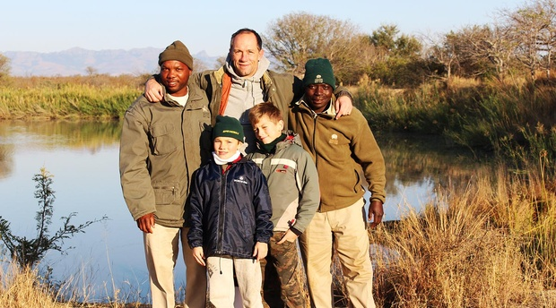 Family safari package special