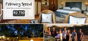 Safari Package - February Special