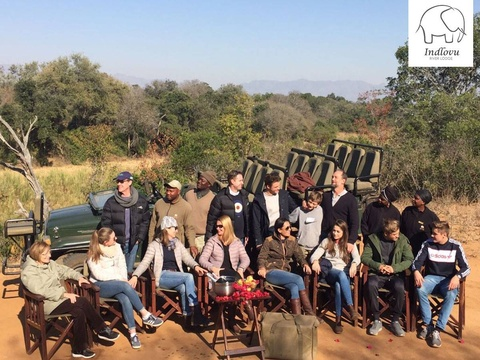 Family safari packages near Kruger Park - Indlovu River Lodge